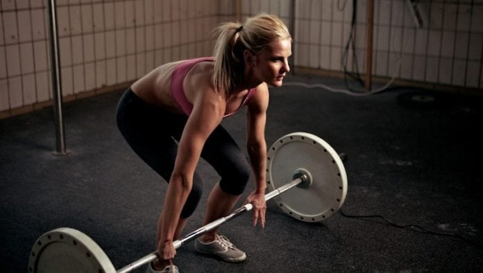 Women benefit from strength training