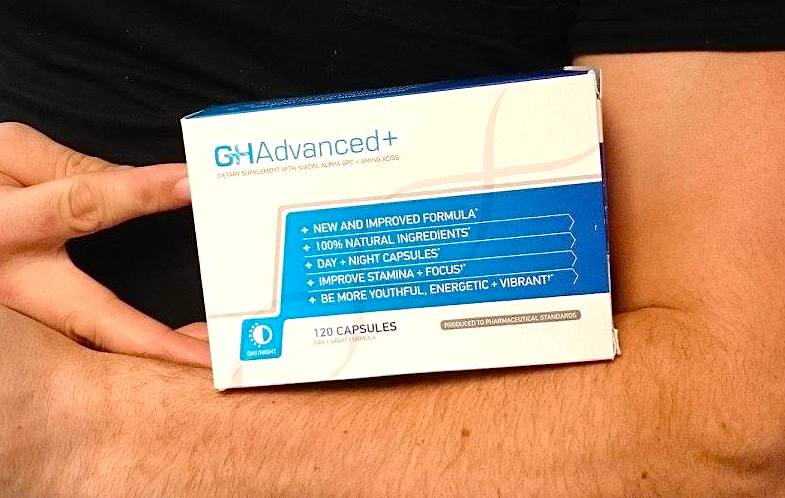 GH Advanced+ Review – Boost HGH levels naturally