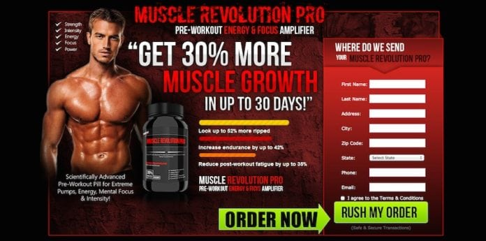 Muscle Revolution Pro
