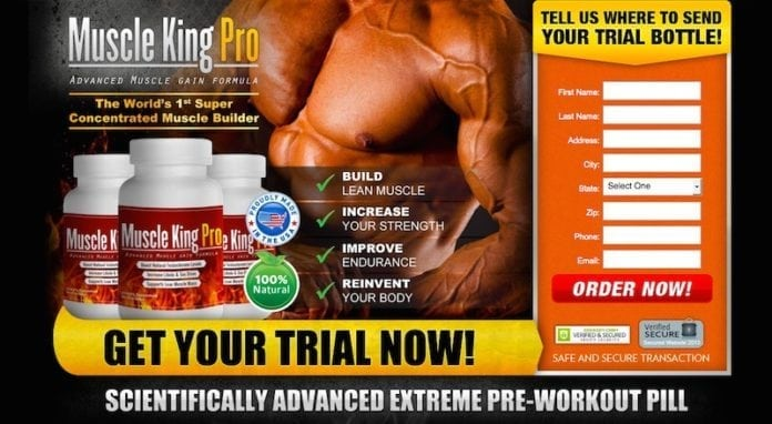 Muscle King Pro