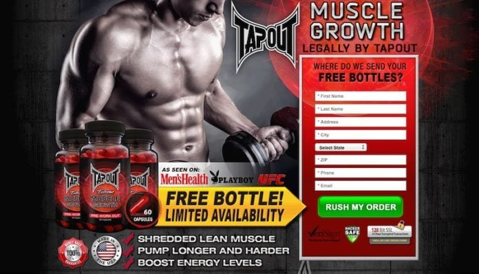 TapouT Extreme Muscle Growth