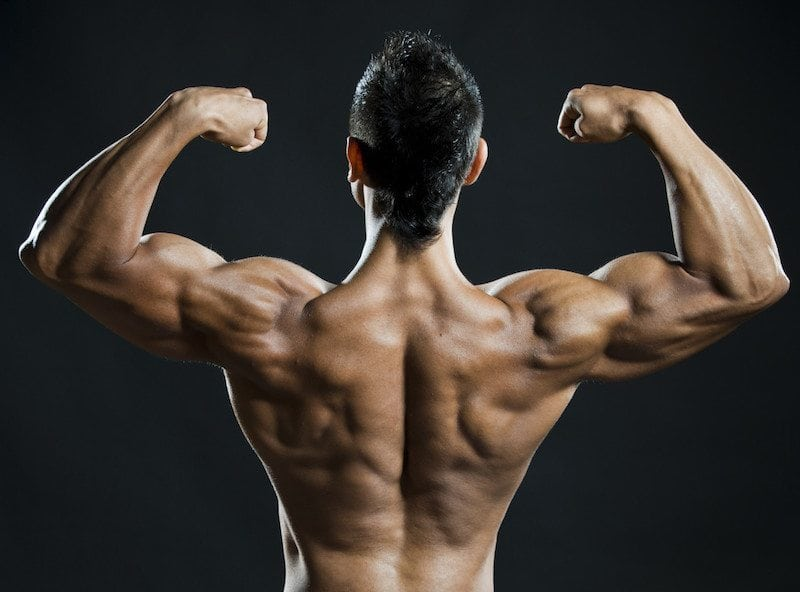 Increase muscle growth injection