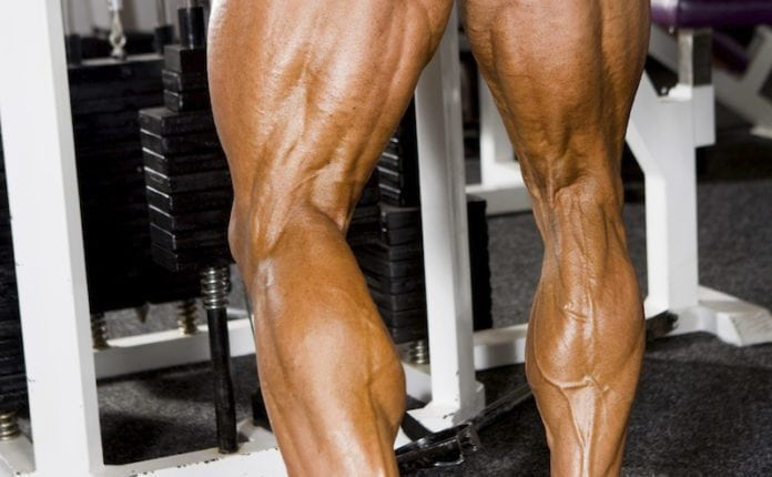 Bulk up Your Calf Muscles