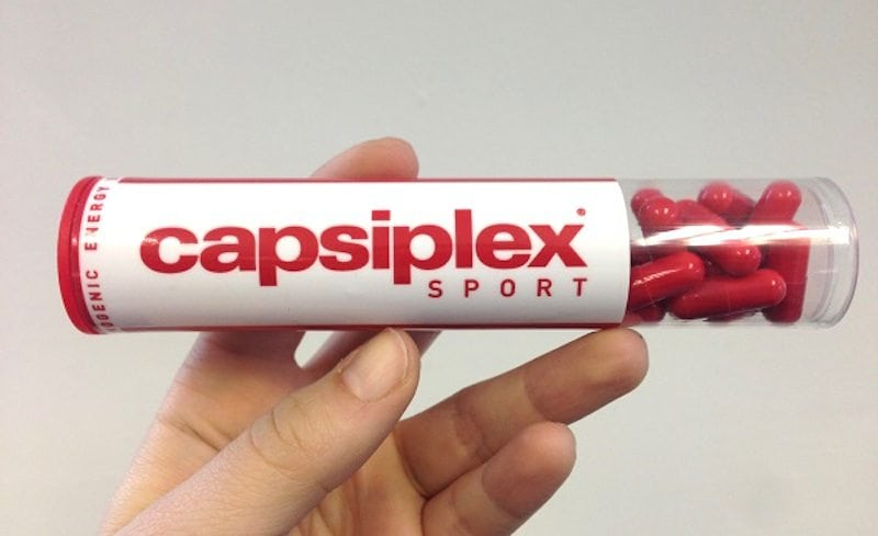 Capsiplex Sport Review – Workout harder and longer