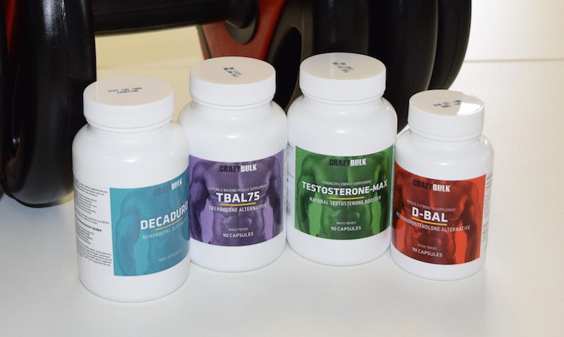 There are lots of supplements on the market that are legal and have
