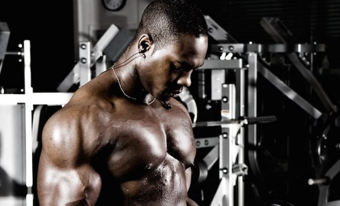 Testosterone For Muscle Growth