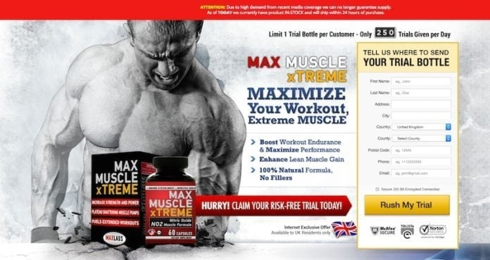 Max Muscle Extreme
