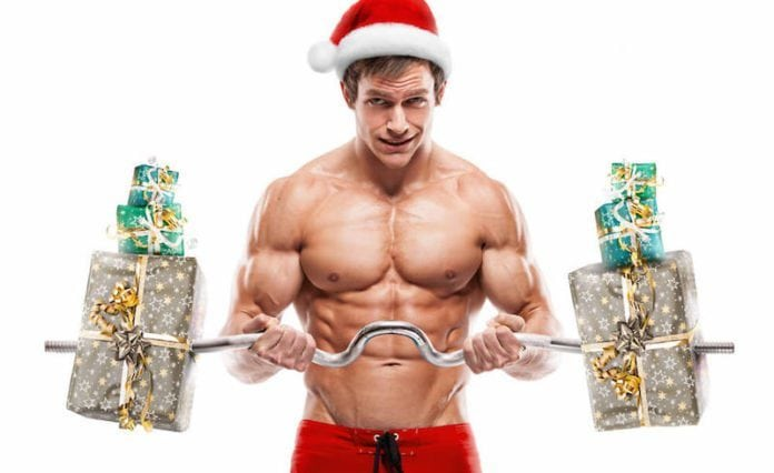 Gain Muscle Over Christmas