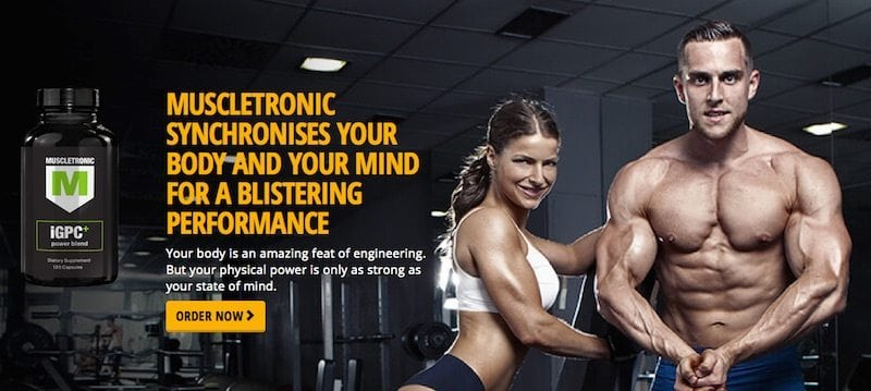 Muscletronic Review – Performance Enhancer