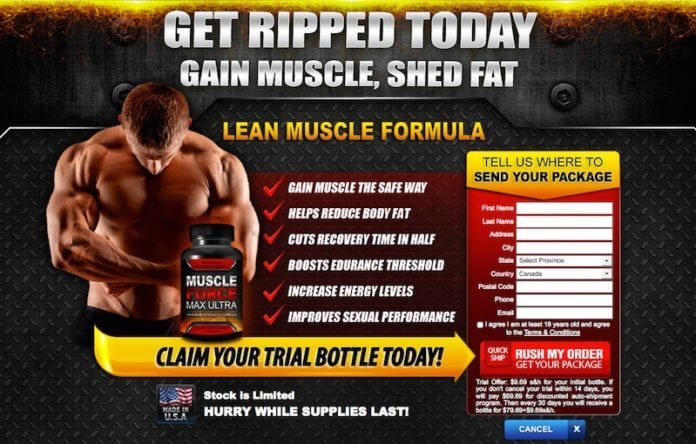 Muscle Force Max Ultra