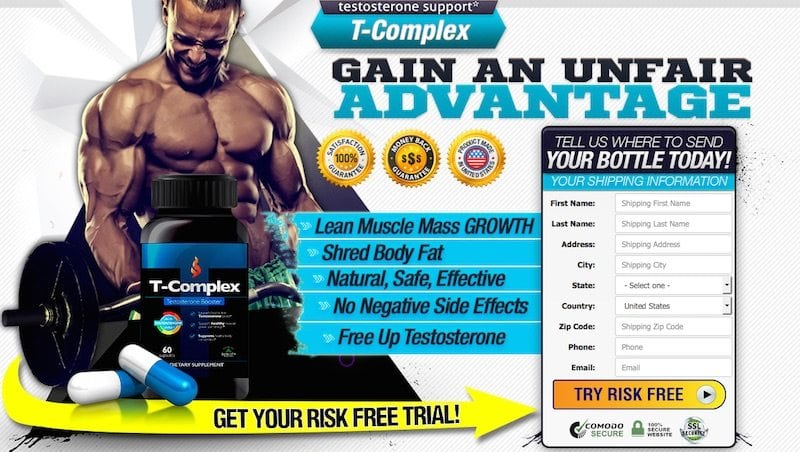 T-Complex Trial Offer Review
