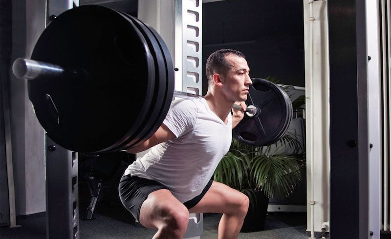 The 3 Best Exercises for Gaining Overall Mass