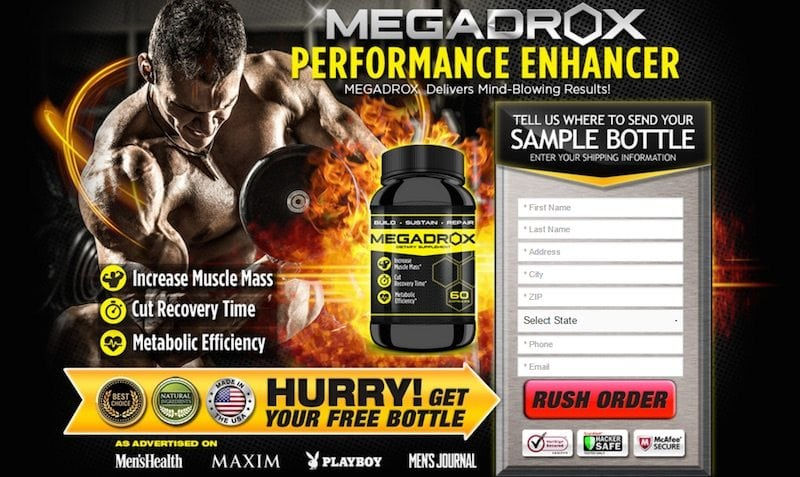 Maxtropin Performance Enhancer Review – Is this trial a scam?