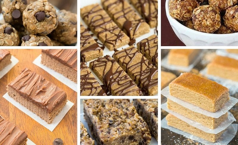 6 No Bake Bodybuilding Bar Recipes