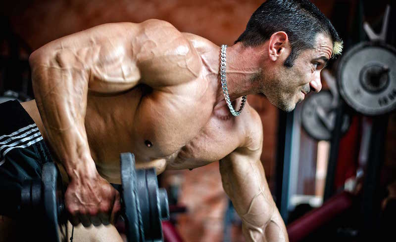 Muscle Growth with Drop Sets