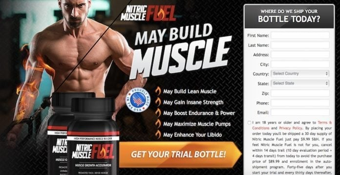 Nitric Muscle Fuel