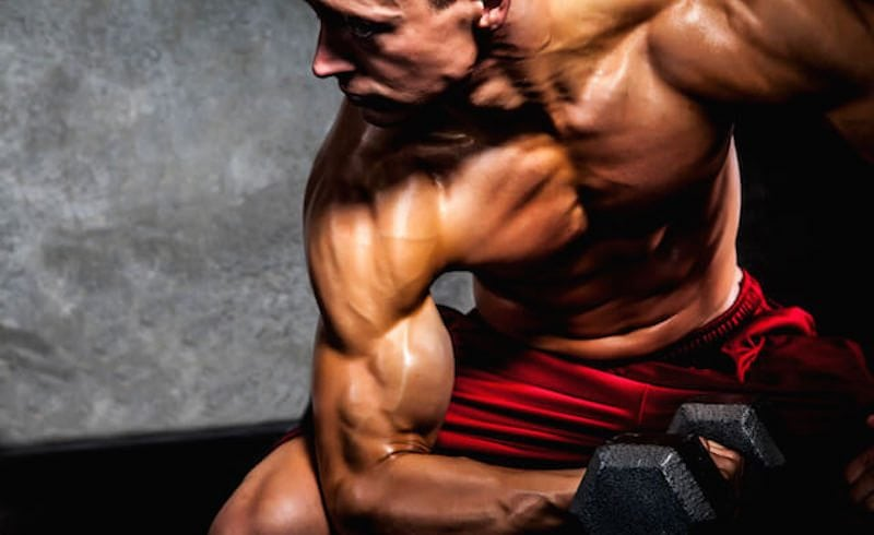Build Confidence by Lifting Weights