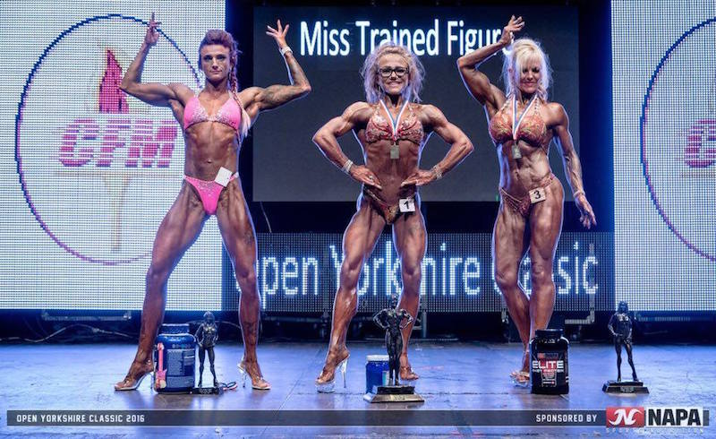 Caroline Lucy Hardie – Miss Yorkshire Trained Physique 2016 – Spotlight