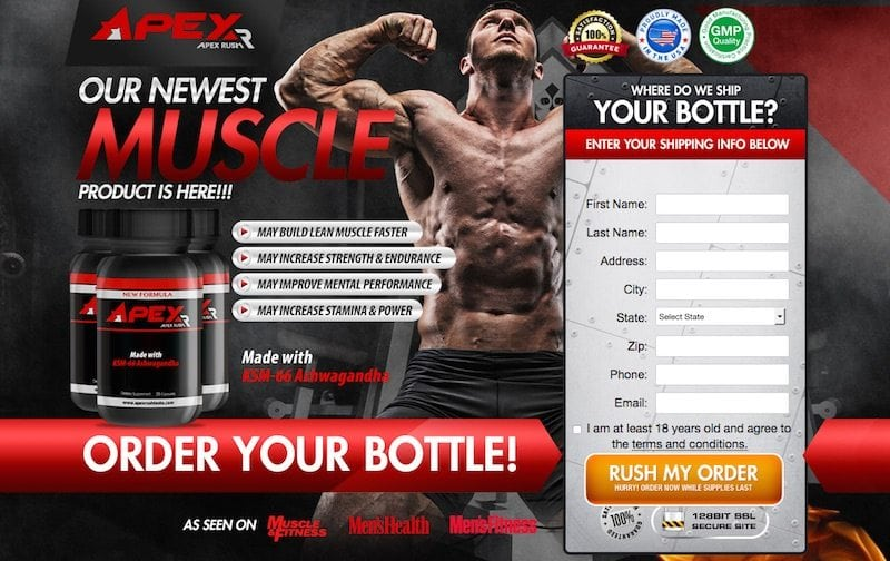 APEX Rush Trial Offer Review – Is this offer a scam?