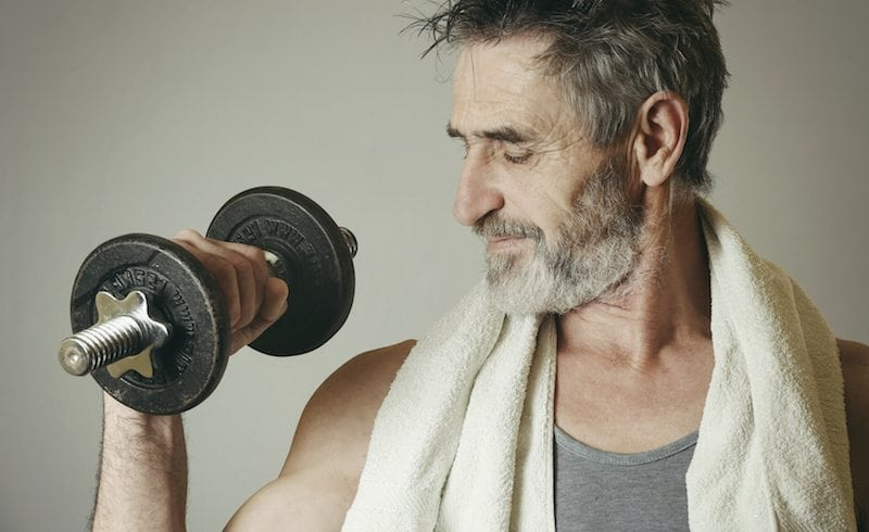 Can Bodybuilding Slow Down the Aging Process?