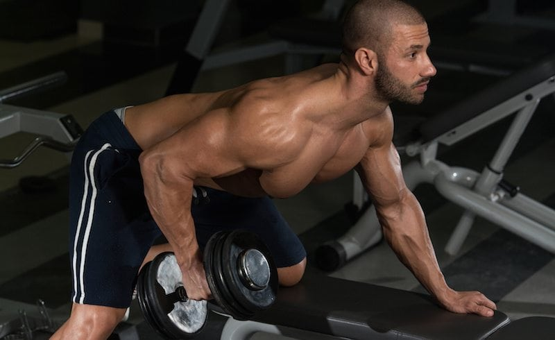 8 Reasons Why You Can't Build Your Shoulder Muscles