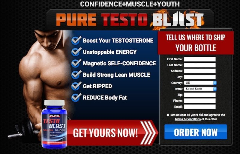 Pure Testo Blast Review – Should you sign up to the trial?
