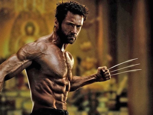 Build Muscle like Wolverine