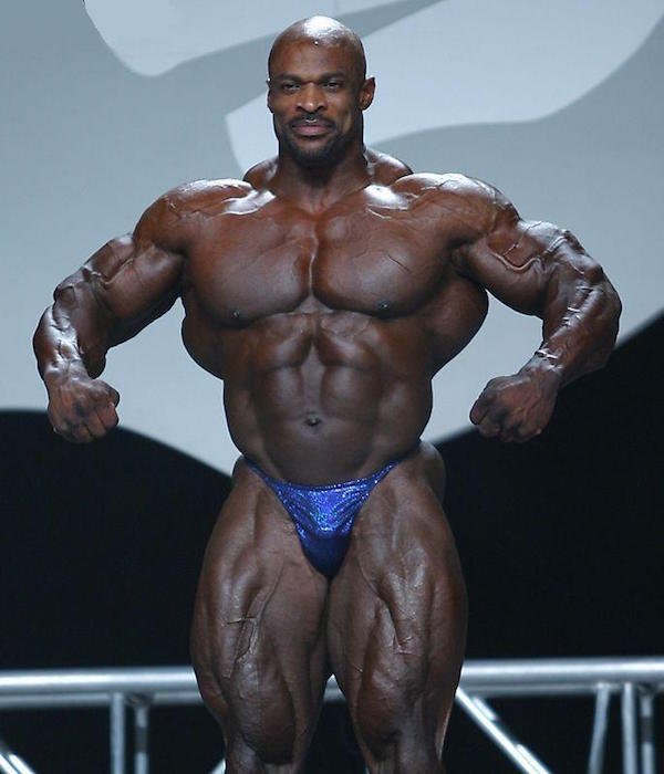 Top Ten Winners of the Mr Olympia Title