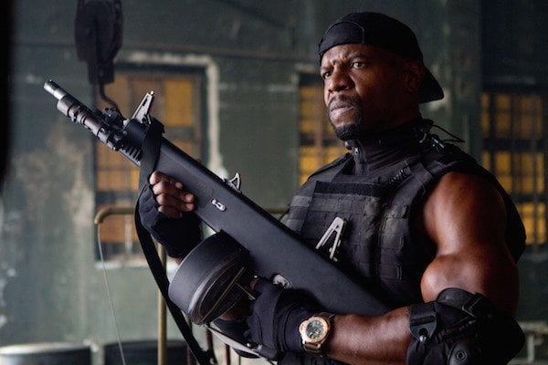Terry Crews – The Expendables