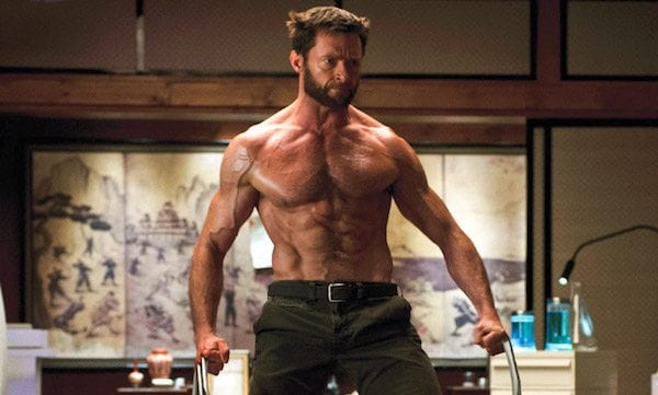 Ripped Like Wolverine ...