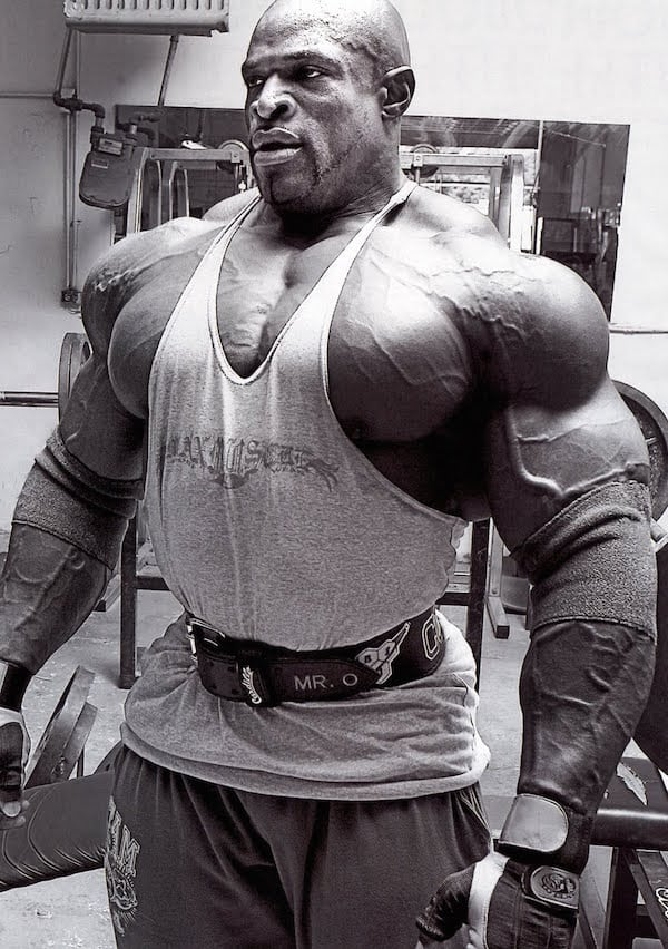 Ronnie Coleman - A Bodybuilding Profile