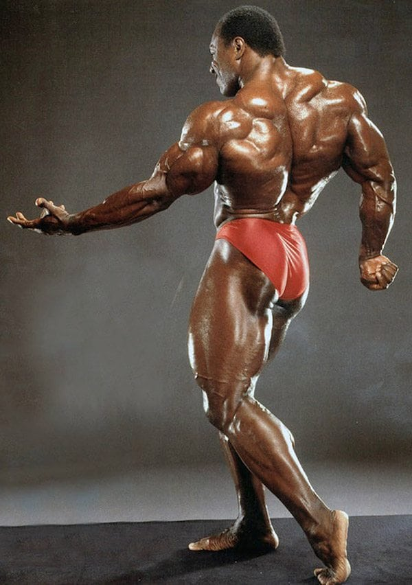 Lee Haney Legacy