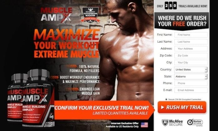 Muscle Amp X