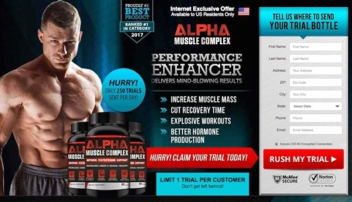 Alpha Muscle Complex