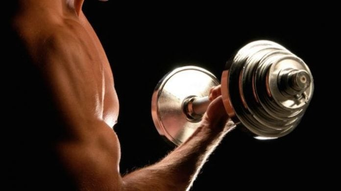 Gain muscle without steroids
