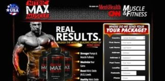 Nitric Max Muscle