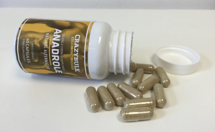 Anadrole Review - For muscle and strength gains