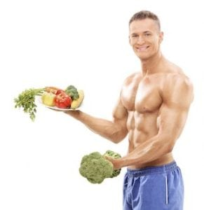 Muscle building nutrition