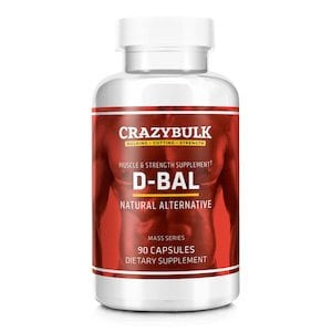 Dianabol Alternative D-Bal