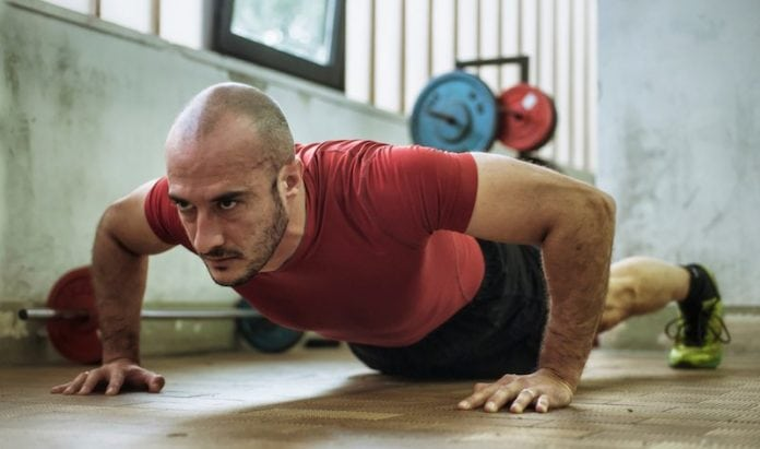 Bodyweight Exercises for Building Strength