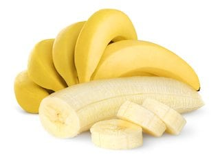 Eating bananas helps recovery