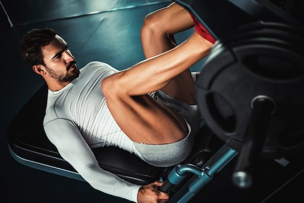 Leg Press for Muscle Growth