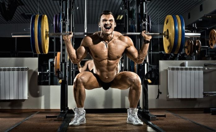 Muscle Building Exercises for Legs