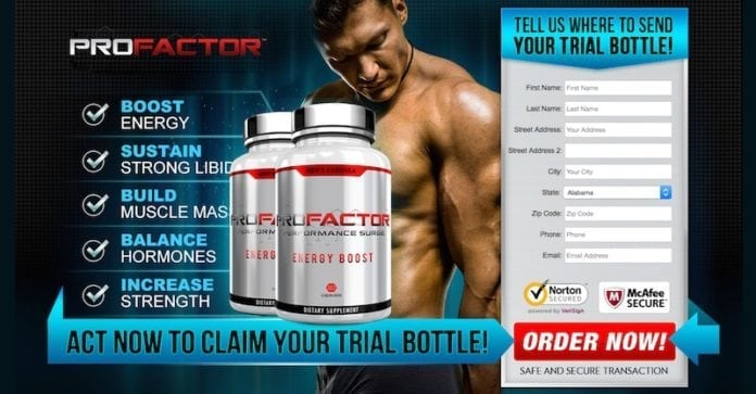 Profactor Performance Surge