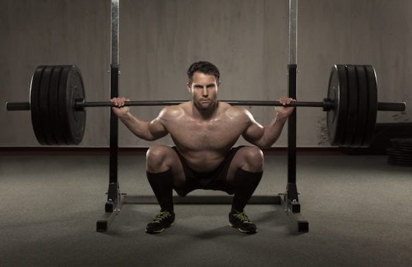Squats for Muscle Growth
