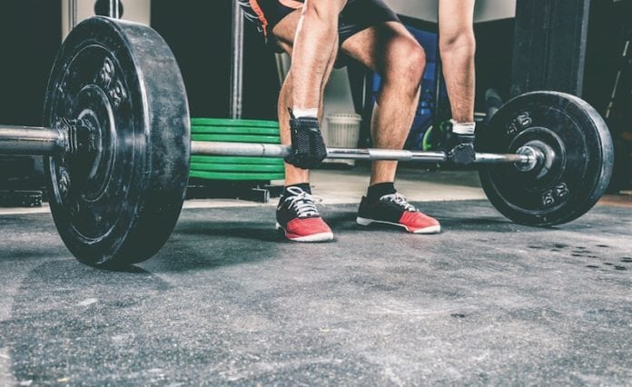 Boost your Deadlift