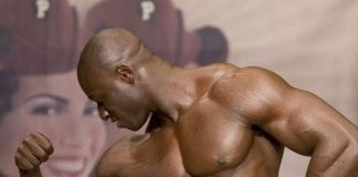 First Time Bodybuilder Competitors