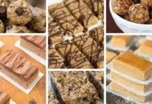 No Bake Bodybuilding Bar