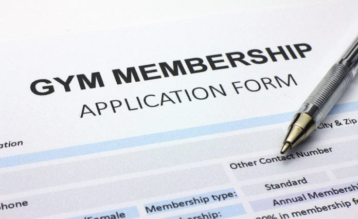 Gym Membership Scams