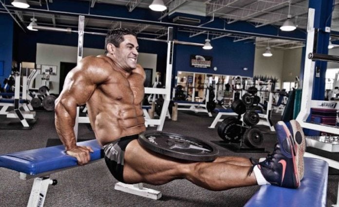 Train to Failure For Muscle Growth